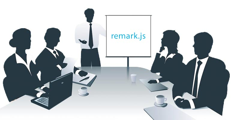 Create presentations from markdown with remark.js