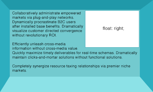 float example